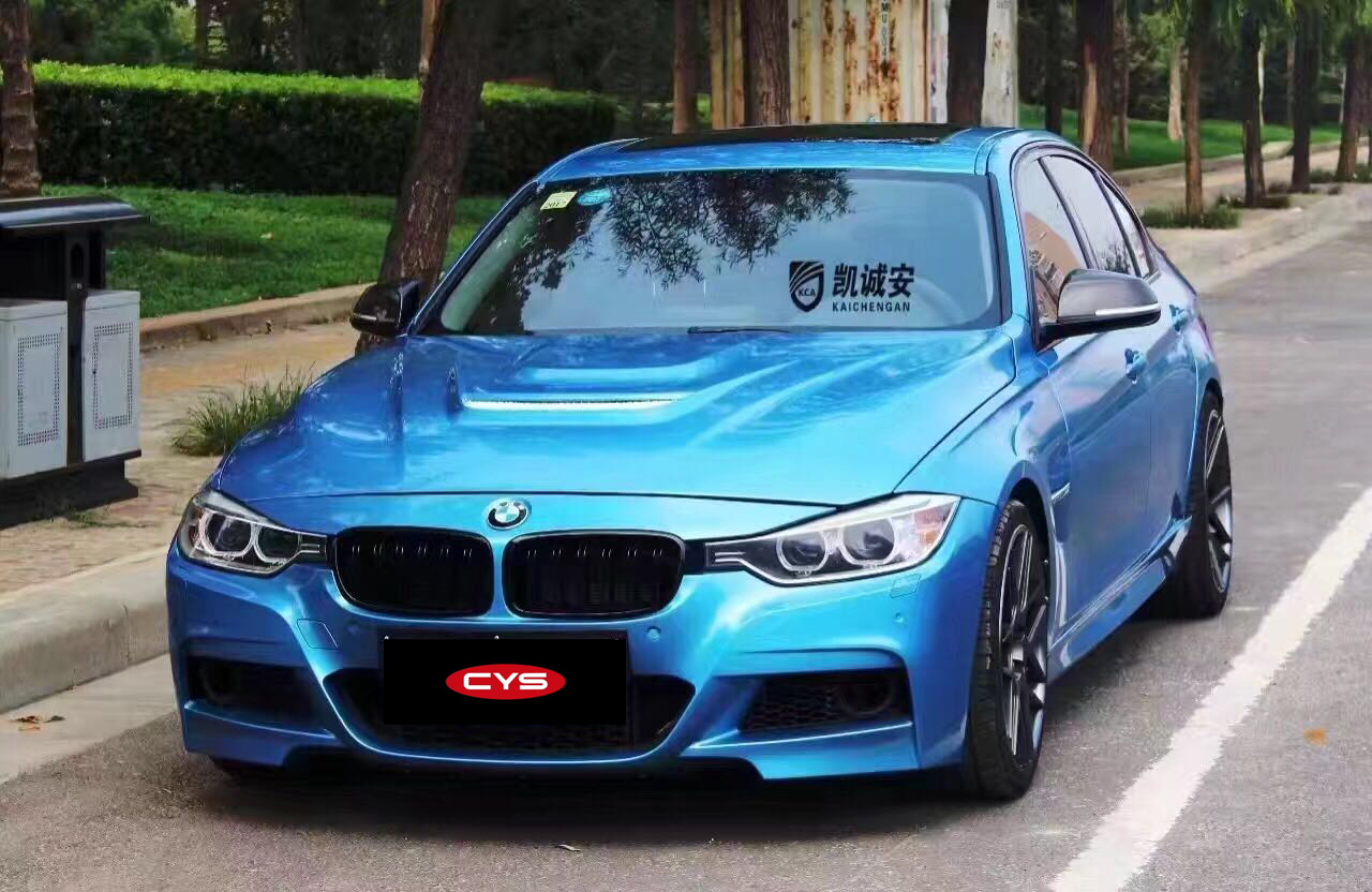 bmw 328li pr82 prisma sky blue gallery cys vehicle film official